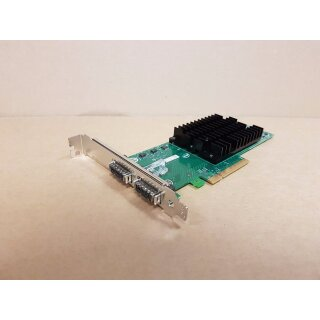Intel Dual 10Gb Adapter CX4, EXPX9502CX4 full profile