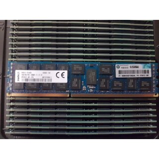 HP 16GB 672612-081 684031-001 Kingston DDR3 ECC PC3-12800R 2Rx4