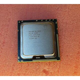 Intel Xeon E5540 Quad Core CPU 4x 2.53 GHz, 8 MB SmartCache, Socket 1366 - SLBF6