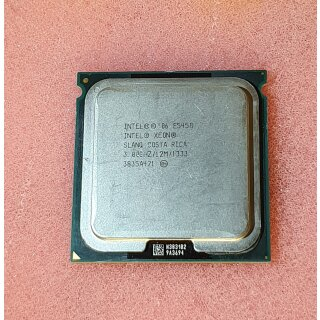 Intel Xeon E5450 3.0GHz 12MB 4-Core CPU 80W 457878-001 SLBBM